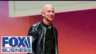 Amazon CEO Jeff Bezos becomes the first person ever worth $200 billion