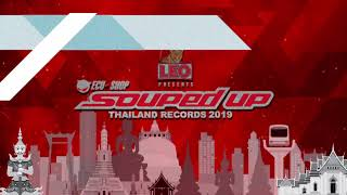 TH [1 Dec 19] SOUPED UP THAILAND RECORDS 2019 [LIVE2]