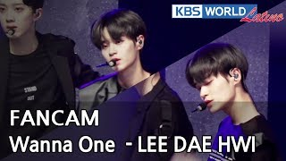 [FOCUSED] Wanna One's LEE DAE HWI - Light [Music Bank / 2018.06.08]