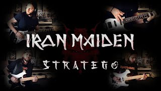 Iron Maiden - Stratego (FULL COVER w/ Solo)