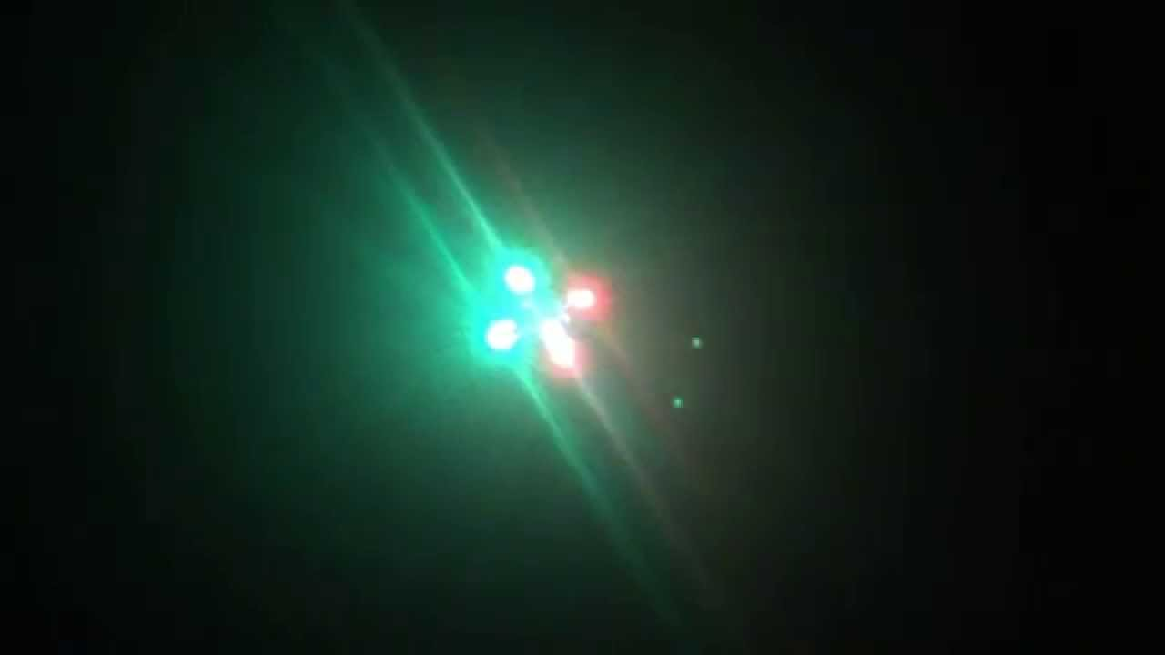 Drone Aircraft UAV Night Flying View In Shujalpur Part 4