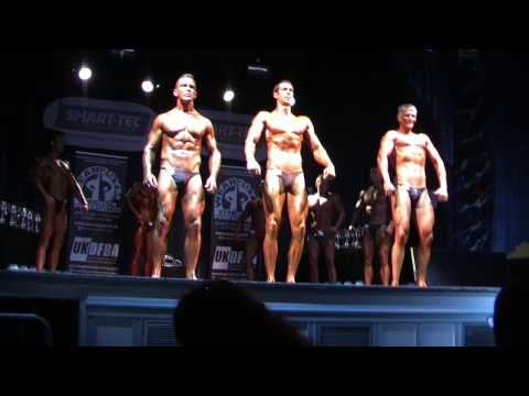 Chris Tyson - UKDFBA Open Championships 2013 - Full Stage Time