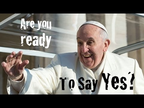"Pope Francis - ""Are You Ready?"" 2 Unlimited Parody - Autotune the Church"