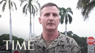 Military Responds To A Reported Shooting At Pearl Harbor   TIME
