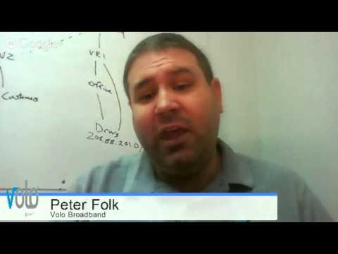 Broadband Fiber to the Premise with Volo Broadbands' Peter Folk - CU150 Ep. 13