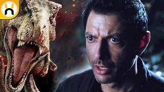 Ian Malcolm's Role in Jurassic World: Fallen Kingdom Is NOT What You Expect