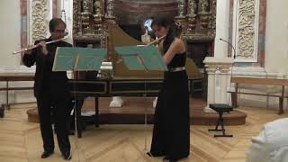 J S Bach Trio Sonata In G Major BWV 1039