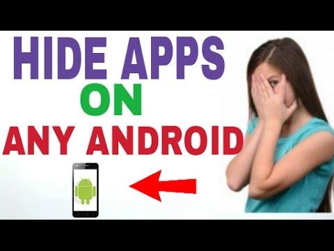 hide app no root apk