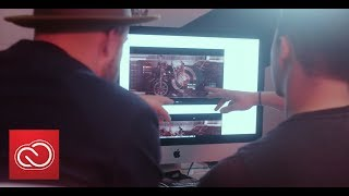 The Terminator 2 Interface Reimagined Using Adobe XD