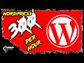 300 an Hour Wordpress Week | #CodingPhase