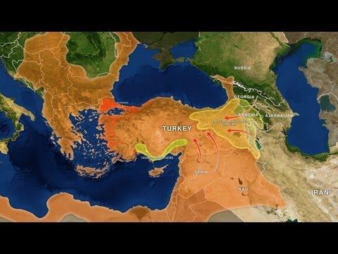 Turkey's Geographic Challenge
