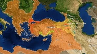 Turkey's Geographic Challenge