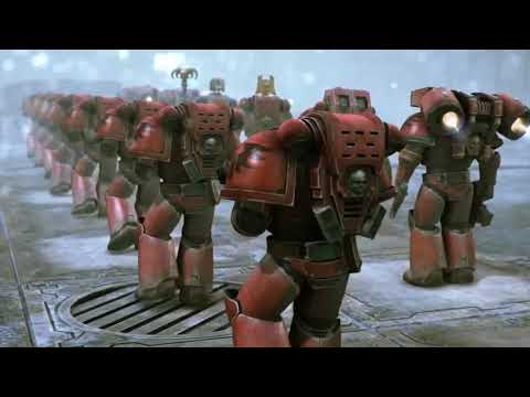 Warhammer 40K - Mankind is Winning |