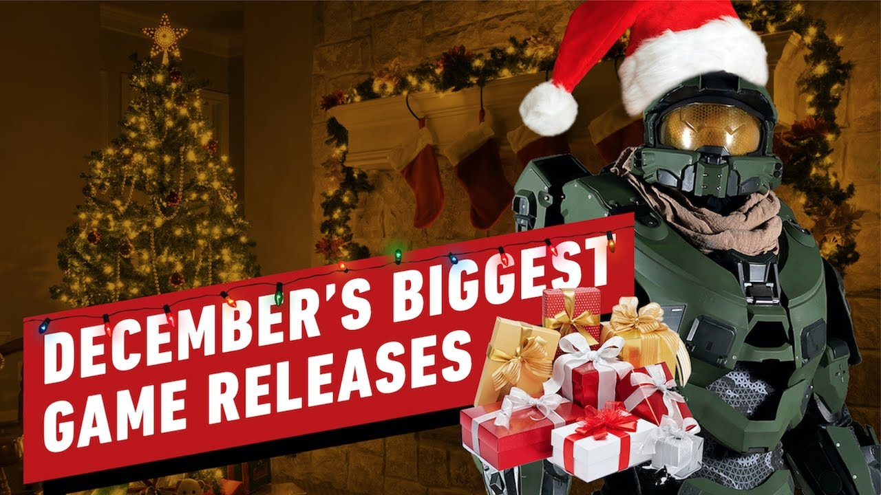 Os maiores lançamentos de jogos de dezembro de 2019 + vídeo