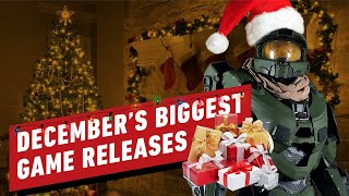 The Biggest Game Releases Of December 2019