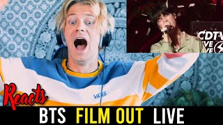 Producer Reacts to BTS - Film Out @ CDTV Live