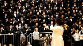 Nikolsburg Hachnusas sefer torah Zos Chanukah 2011/5772