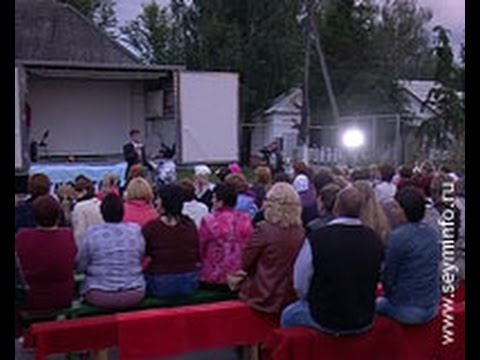 Лариса Садилова снимает фильм о курском «Открытом экране»