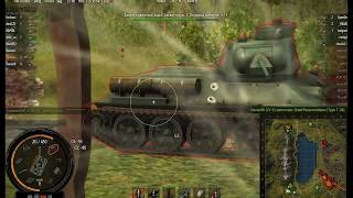 Type T-34. Даёшь бодрое танковое рубилово!