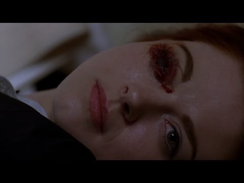 American Horror Story: Murder House  Moira O'Hara Death  Alexandra Breckenridge 1x03