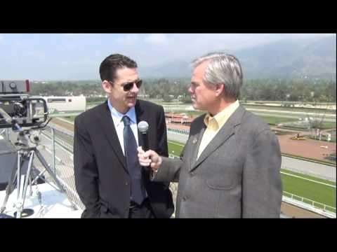 Santa Anita Diaries Santa Anita Ceo Mark Verge Youtube
