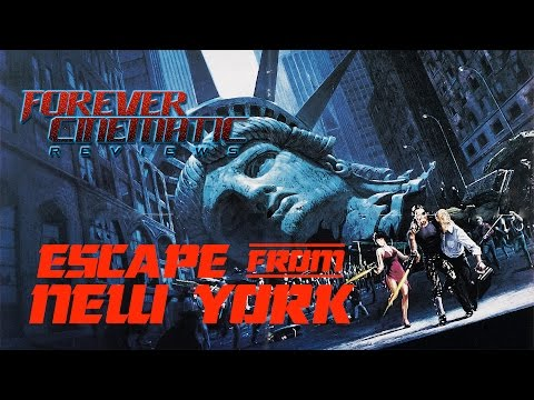 """""""Escape From New York (1981)"""" Collector's Edition Blu-Ray - Forever Cinematic Review"""