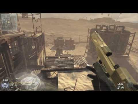 I Has Gold Desert Eagle In Modern Warfare 2
