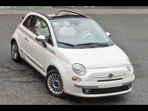 Fiat 500 2017 Car Review