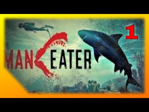 Maneater game play 1 pc |