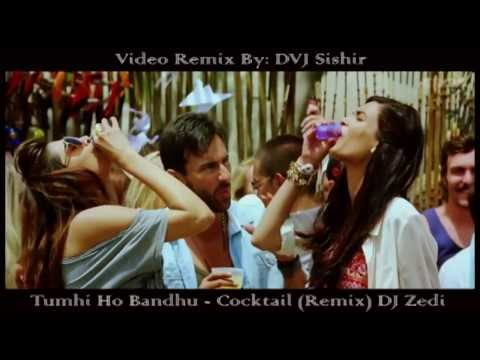 Tumhi Ho Bandhu  Cocktail Remix Feat Chris Brown Yeah 3X  DJ Zedi  DVJ Sishir Edit