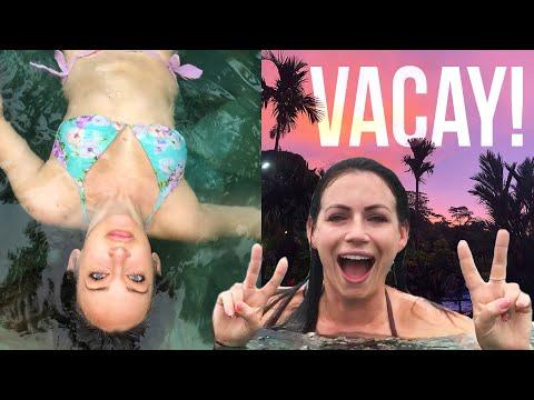 One Week In Costa Rica- Travel Vlog