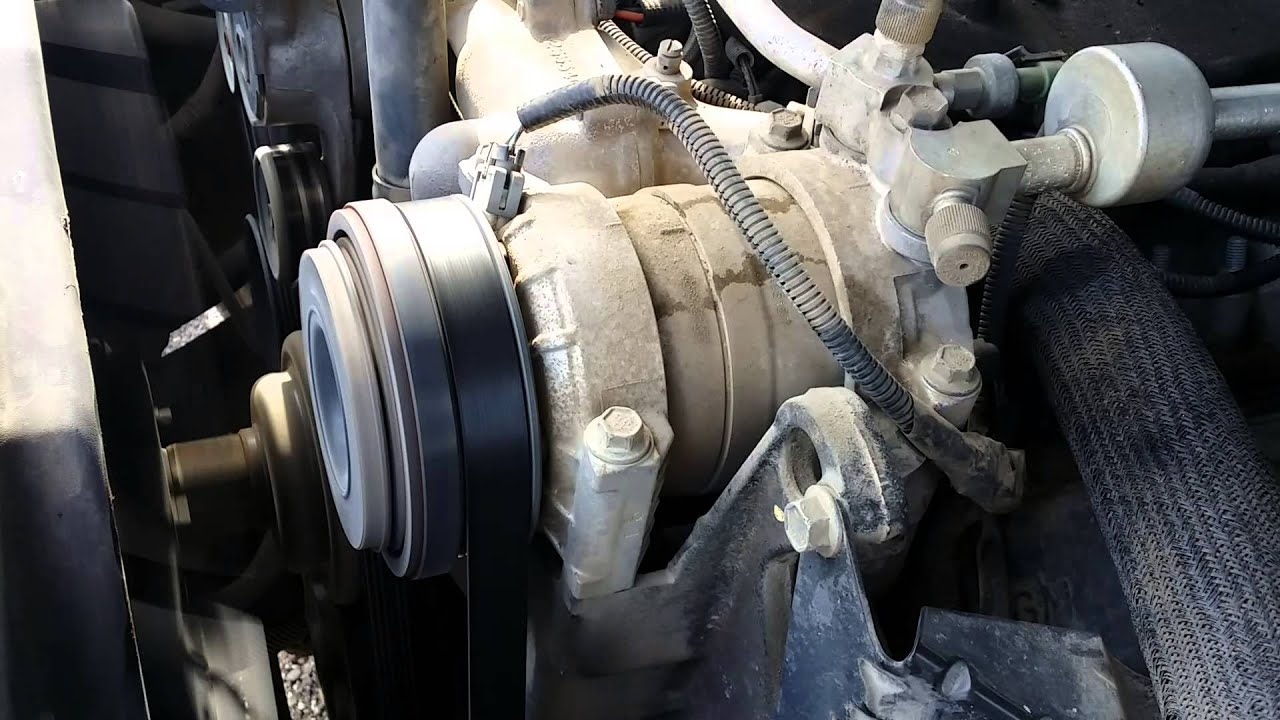 Bad Diesel Set 1999 Chevy Diesel 6 5 Bad Injector Pump Demonstration