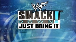 Heavy Metal Gamer: WWF Smackdown! - Just Bring It Review