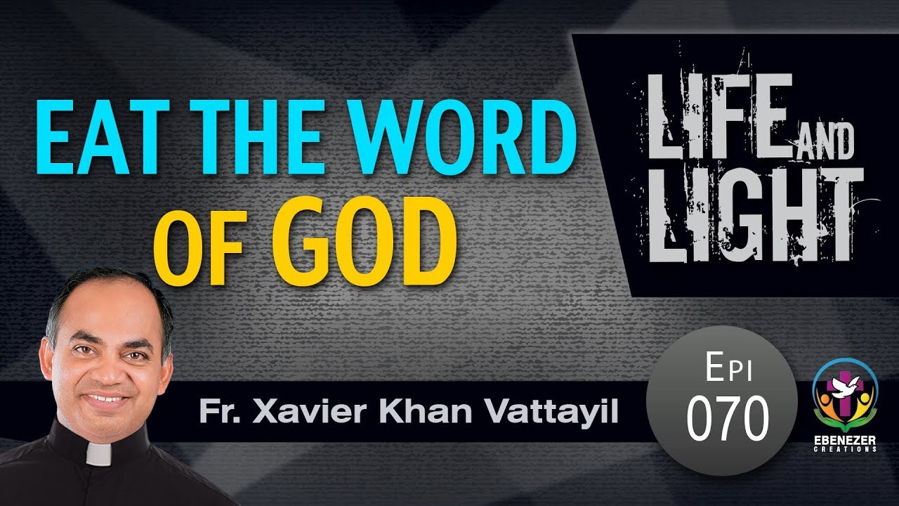 Eat the Word of God