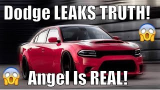 Hellephant Angel Is COMING! *HUGE MISTAKE* Dodge Leaked It!