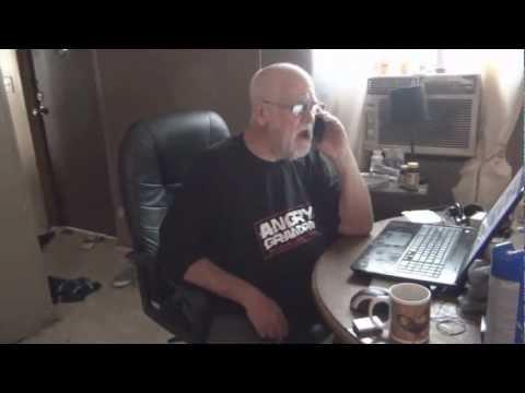 ANGRY GRANDPA VS DIRECTV