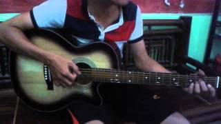 Test guitar Phúc Sĩ 1 triệu