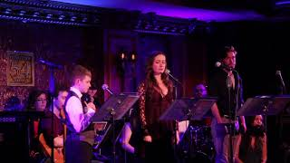 """I Won't Lose You Here"" - The Picher Project @ Feinstein's/54 Below"