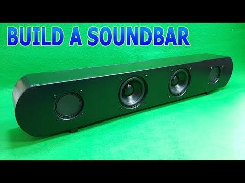 Build A Your Own Soundbar