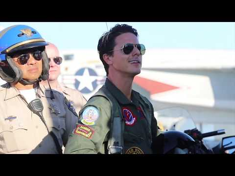 San Diego CHP Lip Sync Challenge, Highway to the Danger Zone