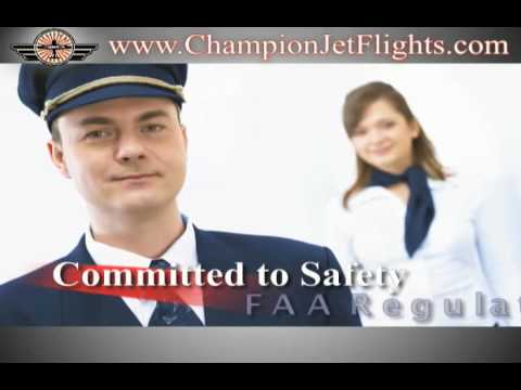 Private Charter Jet - Los Angeles - Jet Charter Flights