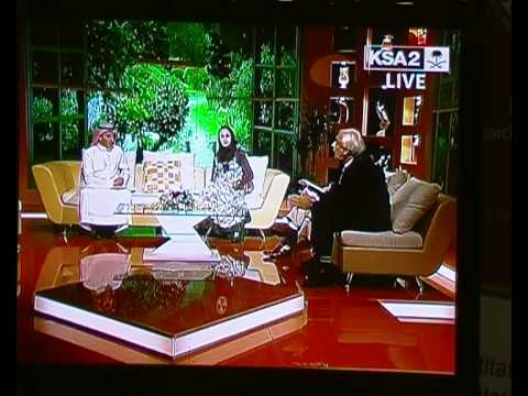 saudi TV interview