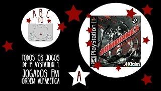 Armorines Project S.W.A.R.M. - Gameplay comentado em português [ABC do PS1]