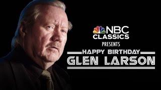 Knight Rider & Battlestar Galactica - Glen Larson Mashup | NBC Classics