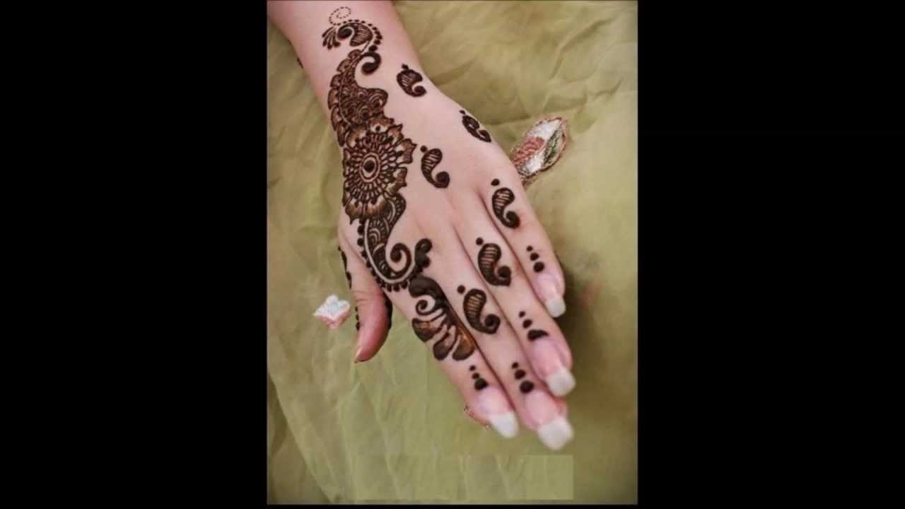 somali amp sudan henna designs waamo eid 2013 mehendi part 2