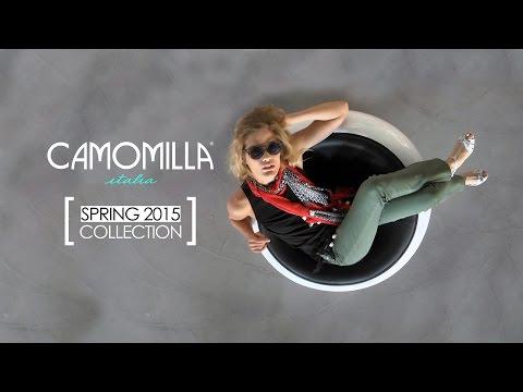 Camomilla Italia | Spring 2015 | Underground