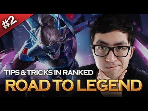 Road To Legend #2 - feat. Saber & Cyclops | How to Rank Up | Mobile Legends Gameplay + Tips & Tricks