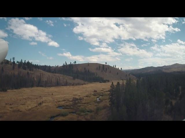 Stonebreaker Ranch takeoff.