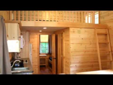 New Heathwood Cabins Jellystone Park At Kozy Rest Youtube