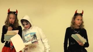 Хеллоуин В основной и Старшей школе